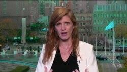 Ambassador Samantha Power on Aleppo