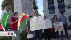 Mehmûd Abbas Ser Kurdên Bajarê Houston Agahîyan Dide