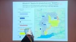 Філіп Карбер: ОБСЄ ніколи не була призначена, щоб спостерігати за військовими діями. Відео
