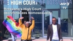 Botswana Scraps Anti-Gay Law Amidst Mixed Reactions