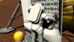 Robot fazogir/ Robonaut - Space Station