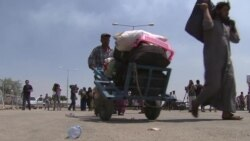Syrian Refugees Return to Tal Abyad