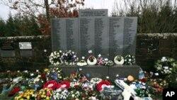 Përkujtimore për viktimat e avionit Pan Am 103