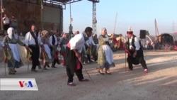 Bo Derbiderên Efrînî Çalakîya Rewşenbîrî ya bi Navê Kona Çandî