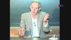 Nhà toán học lỗi lạc John Nash qua đời trong tai nạn xe hơi