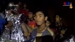Tayland'dan Mutlu Haber: Çocukların Tamamı Kurtarıldı