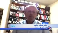 دکتر مصطفی برقوتی، رهبر طرح ملی فلسطینیان