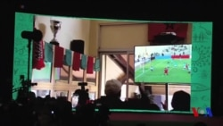 Le Maroc candidat pour la Coupe du monde 2026 (vidéo)