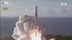 阿拉伯聯合酋長國發射火星探測器