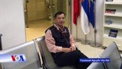 Đức hoan nghênh Việt Nam phóng thích luật sư Nguyễn Văn Đài