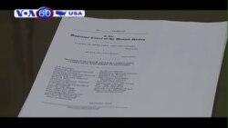 Nebraska và Oklahoma kiện bang Colorado vì luật cần sa (VOA60)