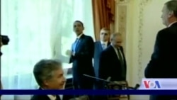 رئیس جمهور اوباما روز دوشنبه با رئیس جمهور پوتین ملاقات می کند