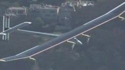 Un vuelo solar