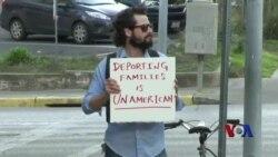 美移民局全国突击抓捕160非法移民