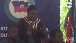 Yon Gwoup Òganizasyon Politik Mete Ansanm pou Lanse Mobilizasyon kont Prezidan J. Moise