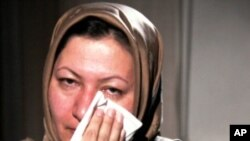 ایران: اشتیانی کو سنائی گئی سنگساری کی سزا معطل