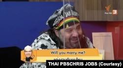 Jonny Nanachart is an American comedian based in Bangkok.