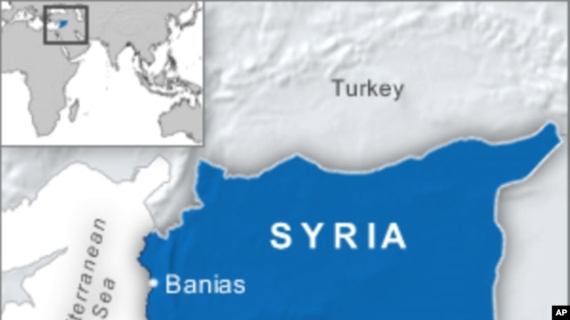 Syrian Tanks Attack 3 Central Towns That Held Protests