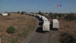 Rusia planea enviar otro Convoy a Ucrania