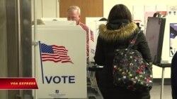 Cử tri tại bang chiến trường sẵn sàng cho kì bầu cử tổng thống