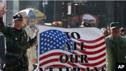 Veterans Day, AP