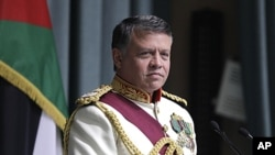 约旦国王阿卜杜拉(资料照)