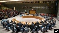 شورای امنیت ملل متحد (عکس از آرشیف)