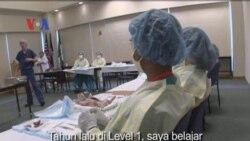 Remaja Berlatih Kemampuan Medis - Liputan Feature VOA