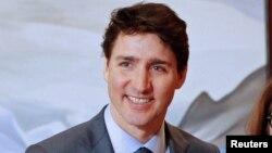 Премьер-министр Канады Джастин Трюдо (архивное фото)