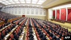 김정은 북한 국무 위원장이 노동당 중앙위원회 제7기 제5차 전원회의를 주재했다고 북한 관영 '조선중앙통신'이 30일 전했다.