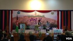 این جشنوارهای دو روزه، به هدف معرفی محصولات محلی بامیان به خصوص کچالوی این ولایت راه اندازی شده است.