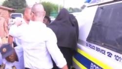 """南非""""刀鋒跑者""""皮斯托利斯因謀殺罪出庭"""