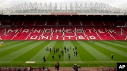 Manchester United mengalahkan Norwich City di kandang sendiri, Old Trafford. (Foto: Dok)