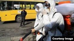 İran koronavirus