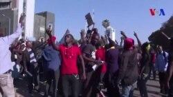 Violences au Zimbabwe après l'annonce des résultats (vidéo)