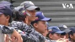 An ninh Venezuela chặn phe đối lập vào Quốc hội