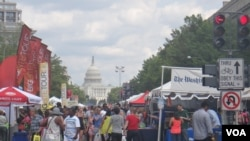 Washington'da Mangal Festivali