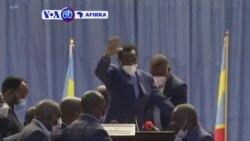 A DR Congo, 'Yan Majalisar Dokoki Sun Zabi Sabon Kakakin Majalisar