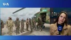 Визит Зеленского в зону конфликта на востоке Украины
