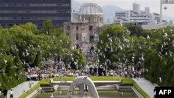 Հիրոշիմայի ողբերգությունից անցել է 66 տարի
