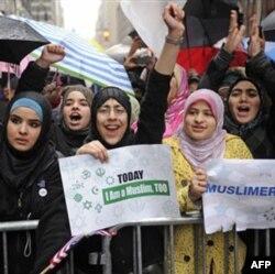 Amerika musulmonlari mamlakatga tahdidmi?