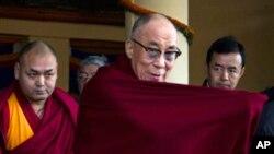 Đức Đạt Lai Lạt Ma đến dự ngày kỷ niệm đánh dấu cuộc nổi dậy bất thành của người Tây Tạng chống Trung Quốc