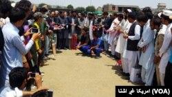 دغه لوبغالی په ۱۶ جریبه شخصي ځمکه کې او د لسو میلیونه افغانیو په شخصي لکښت جوړ شوی دی.
