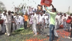 In India, Farmers Protest Highlights Rural Distress