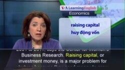 Phát âm chuẩn - Anh ngữ đặc biệt: Women Entrepreneurship Rising (VOA)