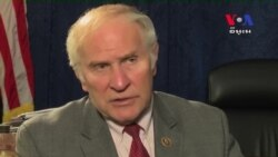 U.S. Congressman Steve Chabot Speaks on Possible Sanctions Against Cambodian Officials