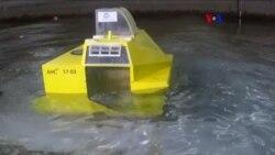 Nuevo intento controlar poder de olas