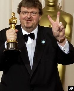 مایکل مور - مستند سال و برنده اسکار