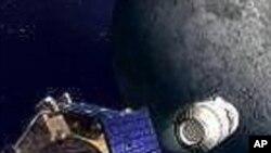 撞击月球的探测器