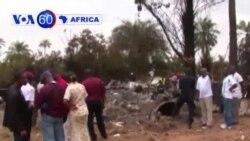 VOA60 Africa 13 Fev 2013